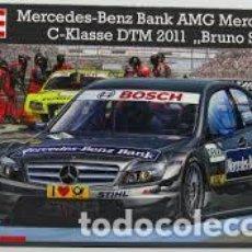 Maquetas: REVELL - MERCEDES BENZ BANK AMG MERCEDES C-KLASSE DTM 2011 BRUNO SPENGLER 07087 1/24. Lote 119150519