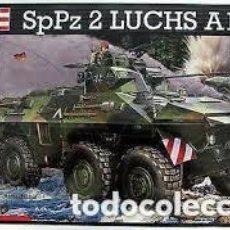 Maquetas: REVELL - SPPZ 2 LUCHS A1/A2 0336 1/35 . Lote 119196451