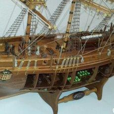 Maquetas: MAQUETA HMS BOUNTY ESCALA 1/48. Lote 119571339