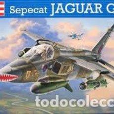 Maquetas: MAQUETA 1/48 - SEPECAT JAGUAR GR.1A REVELL - NR. 04996 - 1:48. Lote 120226991