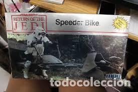 MPC - SPEEDER BIKE 8928 (Juguetes - Modelismo y Radiocontrol - Maquetas - Otras Maquetas)