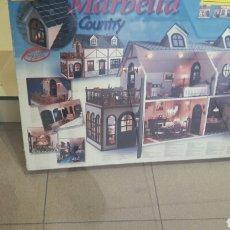Maquetas: KIT CASA MUÑECAS MARBELLA ARTESANIA LATINA ENVIO INCLUIDO. Lote 120372127