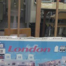 Maquetas: KIT CASA MUÑECAS LONDON ARTESANIA LATINA ENVIO INCLUIDO. Lote 120474487