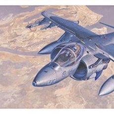 Maquetas: MCDONNELL DOUGLAS AV-8B HARRIER II (AVIACION ESPAÑOLA) 1/72 HASEGAWA. Lote 121510591