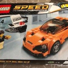 Maquetas: LEGO SPEED CHAMPIONS 75880. Lote 121539235