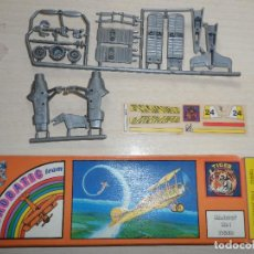 Maquetas: MAQUETA DE AVION ACROBATIC TEAM SNAP TOG EHTEG - ANDRIOT HD 1 TIGERGAMES COLLECTION AÑOS 70. Lote 121544327