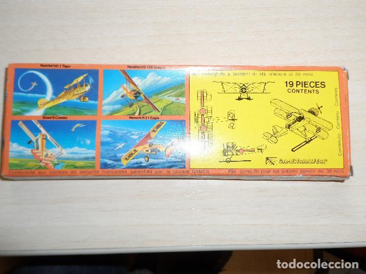 Maquetas: maqueta de avion acrobatic team snap tog ehteg - andriot hd 1 tigergames collection años 70 - Foto 2 - 121544327