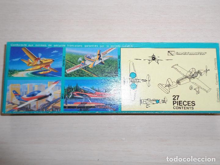 Maquetas: maqueta de avion aerotaxi companies celeritas MR 2 los angeles great lakes line snap años 70 - Foto 2 - 121545383