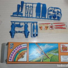 Maquetas: MAQUETA DE AVION HENSCHEL HS 126 DRAGON ACROBATIC TEAM GAMES COLLECTION AÑOS 70. Lote 121545599