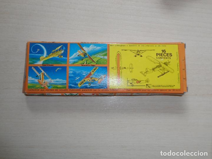 Maquetas: maqueta de avion renard r 31 eagle games collection años 70 - Foto 3 - 121546055