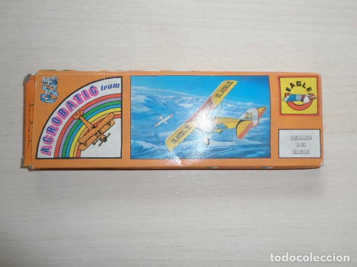 Maquetas: maqueta de avion renard r 31 eagle games collection años 70 - Foto 5 - 121546055