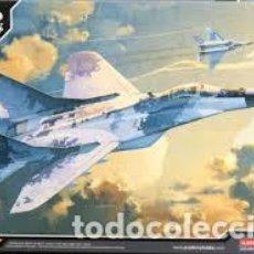 Maquetas: MAQUETA 1/48 - MIG-29AS SLOVAK AIR FORCE SPECIAL EDITION ACADEMY - NR. 12227 - 1:48. Lote 121769335