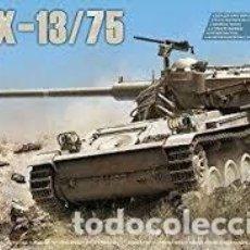 Maquetas: MAQUETA 1/35 - AMX-13/75 TAKOM - NR. 2036 - 1:35. Lote 121878679