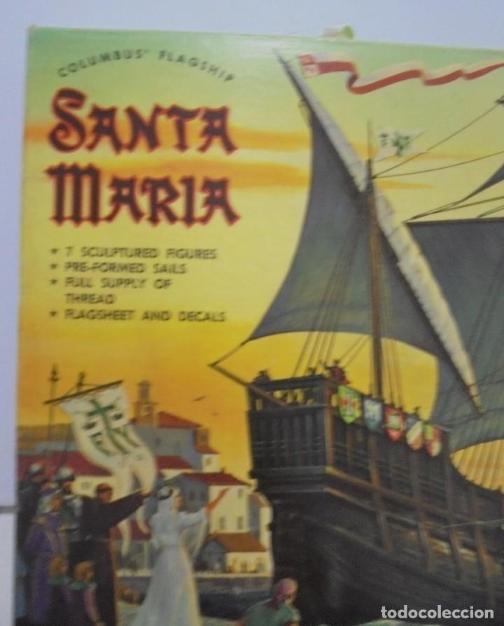 Maquetas: MAQUETA. REVELL AUTHENTIC KITS. SANTA MARIA. H-336. VER FOTOS - Foto 2 - 121971487