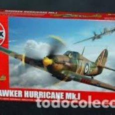 Maquetas: MAQUETA 1/72 - HAWKER HURRICANE MK.I AIRFIX - NR. A01010 - 1:72. Lote 122002839