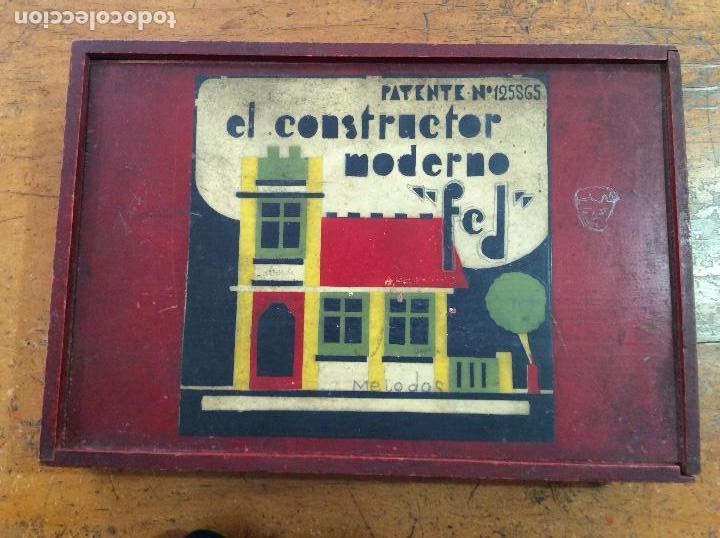 """EL CONSTRUCTOR MODERNO """" FED"""" (Juguetes - Modelismo y Radiocontrol - Maquetas - Construcciones)"""
