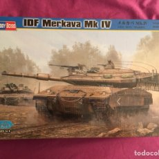 Maquetas: IDF MERKAVA MK.IV 1:35 HOBBY BOSS 82429 MAQUETA CARRO. Lote 147755261