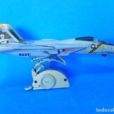 Maquetas: JUGUETE. AVIÓN DE COMBATE F-14, F-18. FABRICADO EN CHINA PARA IMC. ESCALA 1/72.. Lote 122206963