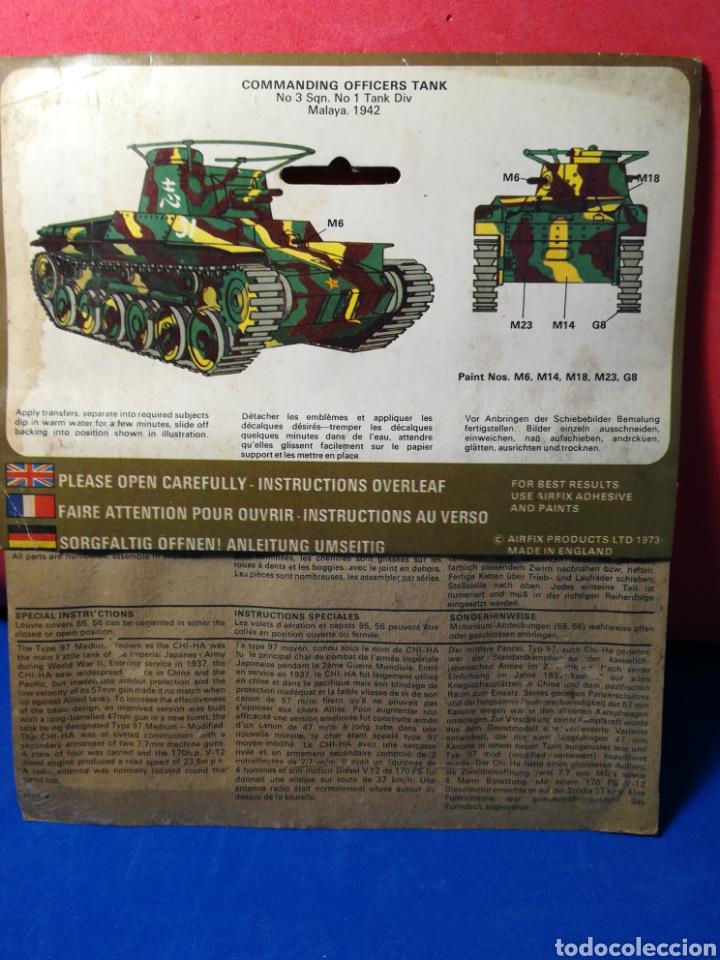 Modelle: Airfix Japanese Chi-Ha Tank en blister - Foto 2 - 122527350