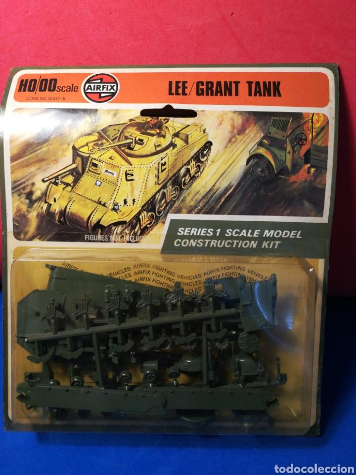 AIRFIX LEE/GRANT TANQUE U.S. ARMY EN BLISTER (Spielzeug - Modellbau und Funksteuerung - Modelle - Militär)