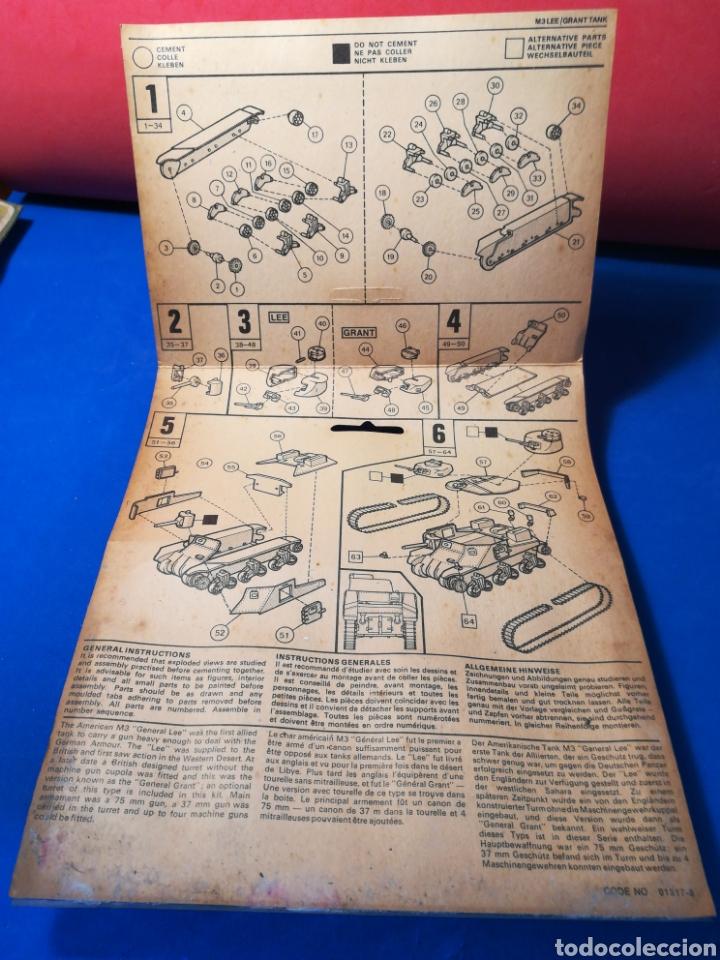 Modelle: Airfix Lee/Grant Tanque U.S. Army en blister - Foto 3 - 122528264