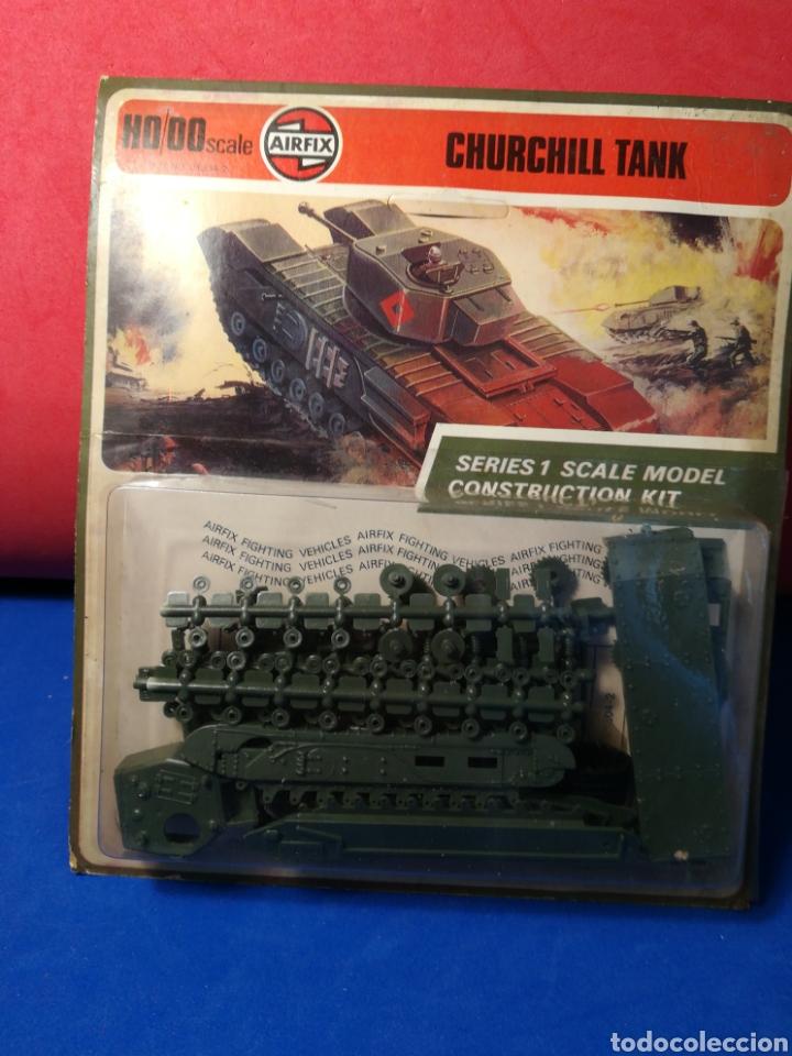 AIRFIX CHURCHILL TANK MK VII (Spielzeug - Modellbau und Funksteuerung - Modelle - Militär)