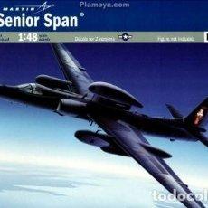Maquettes: MAQUETA 1/48 - U-2R SENIOR SPAN ITALERI - NR. 864 - 1:48. Lote 122920427