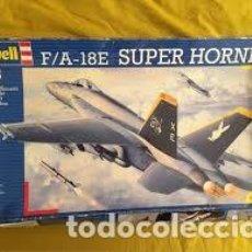 Maquetas: MAQUETA 1/48 - F/A-18E SUPER HORNET REVELL - NR. 04585 - 1:48. Lote 122920651