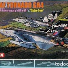 Maquetas: MAQUETA 1/144 - RAF TORNADO GR.4 25TH ANNIVERSARY OF THE GR & SHINY TWO DRAGON - NR. 4606 - 1:14. Lote 122921083
