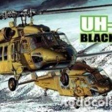 Maquetas: MAQUETA 1/144 - UH-60L BLACK HAWK DRAGON - NR. 4578 - 1:144. Lote 122921179