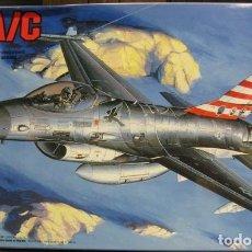 Maquetas: MAQUETA 1/48 - F-16A/C FIGHTING FALCON ACADEMY - NR. 12259 - 1:48. Lote 122925951
