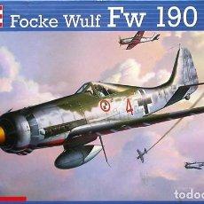 Maquetas: MAQUETA 1/48 - FOCKE-WULF FW 190 D-11 REVELL - NR. 04548 - 1:48. Lote 122926367