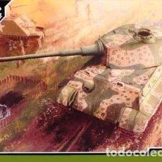 Maquetas: MAQUETA 1/35 - KING TIGER LAST PRODUCTION ACADEMY - NR. 13229 - 1:35. Lote 122927479