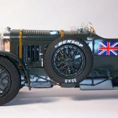 Maquetas: MAQUETA ESCALA 1/24 BENTLEY. Lote 123888791