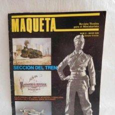 Maquetas: M69 REVISTA MAQUETA EJERMPLAR Nº0. COMO TRANSFORMAR MAQUETA AIRFIX EN PERSONAJES STARS WARS.. Lote 124224799