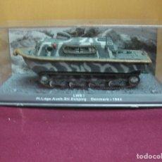 Maquettes: LWS I. DENMARK 1944. ESCALA 1:72. EN SU CAJA. ALTAYA. TANQUE. . Lote 162488133