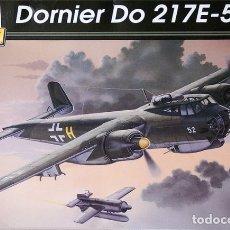 Maquetas: DORNIER DO-217 E-5 1:48 MONOGRAM / REVELL 85 5954 MAQUETA AVION. Lote 125182991