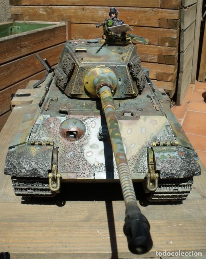 Maquetas: UNIMAX FORCE OF VALOR KING TIGER ESCALA 1/16 SD.KFZ. 182. 502 SS SCHWERE PANZER ABTEILUNG - 1:16 - Foto 5 - 125401627