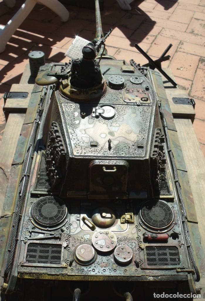 Maquetas: UNIMAX FORCE OF VALOR KING TIGER ESCALA 1/16 SD.KFZ. 182. 502 SS SCHWERE PANZER ABTEILUNG - 1:16 - Foto 7 - 125401627