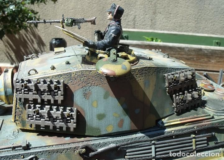 Maquetas: UNIMAX FORCE OF VALOR KING TIGER ESCALA 1/16 SD.KFZ. 182. 502 SS SCHWERE PANZER ABTEILUNG - 1:16 - Foto 12 - 125401627