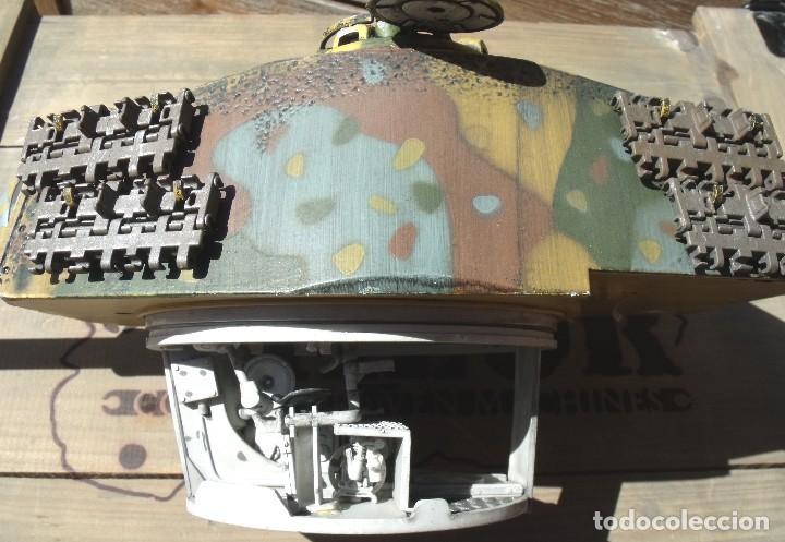Maquetas: UNIMAX FORCE OF VALOR KING TIGER ESCALA 1/16 SD.KFZ. 182. 502 SS SCHWERE PANZER ABTEILUNG - 1:16 - Foto 19 - 125401627