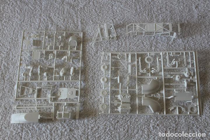 Maquetas: REVELL MONOGRAM. ESCALA 1/24 - QUAKER STATE SPRINT CAR, 11 STEVE KINSER - MADE IN USA 1998, - Foto 3 - 125441835