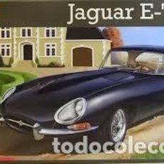 Maquetas: REVELL - JAGUAR E-TYPE 07291 1/24. Lote 205735931