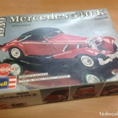 Maquetas: MAQUETA MERCEDES 540-K 1939 DE CONGOST ESCAL 1/48 . Lote 126272591