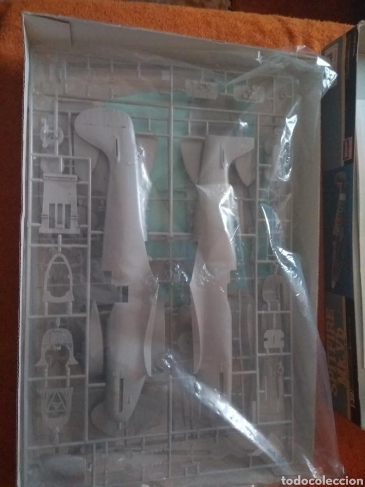 Maquetas: Avión spitfire Mk.Vb - Foto 5 - 126570478