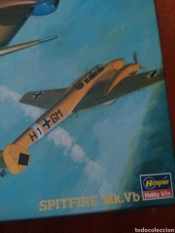 Maquetas: Avión spitfire Mk.Vb - Foto 7 - 126570478