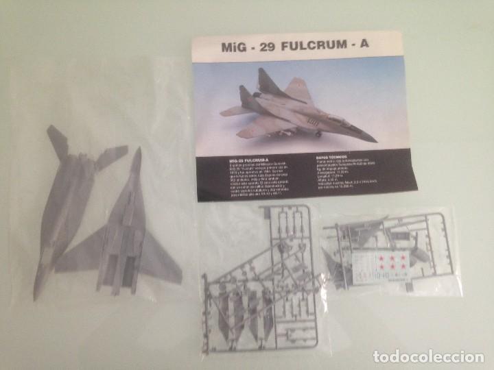 1/72, MIG-29 FULCRUM-A (Juguetes - Modelismo y Radio Control - Maquetas - Aviones y Helicópteros)