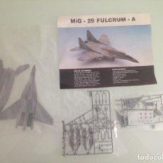 Maquetas: 1/72, MIG-29 FULCRUM-A. Lote 127440111