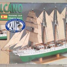 Maquetas: MODELISMO JUAN SEBASTIÁN EL CANO CONSTRUCTO.. Lote 127445382
