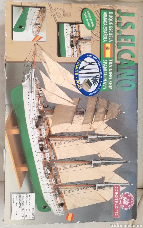 Maquetas: Modelismo Juan Sebastián el Cano Constructo. - Foto 2 - 127445382